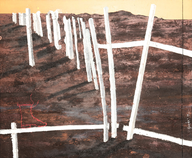 , 'Separacion,' N/A, Galeria Oscar Roman