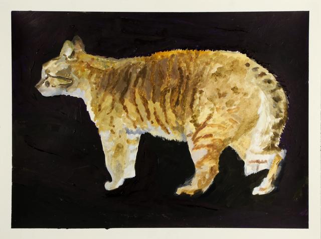 , 'Cat,' 2013, GALLERY MoMo