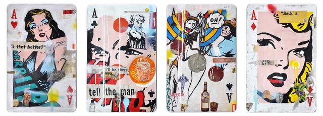 , 'Assorted Paintings on Paper,' , Joanne Artman Gallery