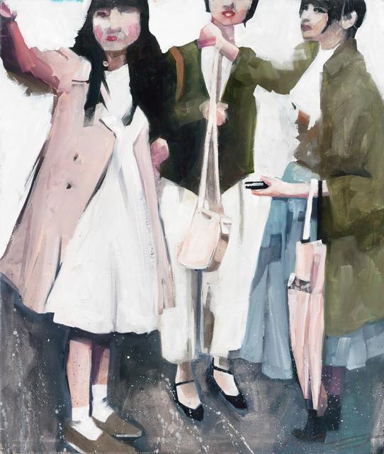 , 'Girls Shopping in Japan,' 2016, Susan Eley Fine Art