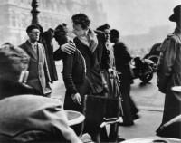 Robert Doisneau, 'Le Baiser de L'Hotel de Ville', 1954, Susan Spiritus Gallery