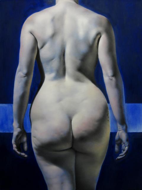 , 'Blue Leah #6,' 2011, Gallery at Zhou B Art Center