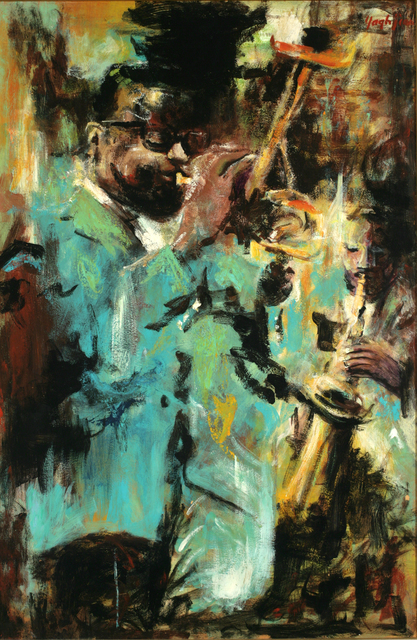 Edmund Yaghjian, 'Hot Trumpet', 1964, ACA Galleries
