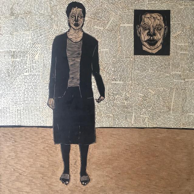 , 'Folk Memory 7,' 2015, Guzo Art Projects
