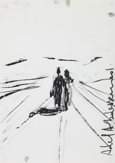 Adel Abdessemed, 'Study', 2015, Christine König Galerie