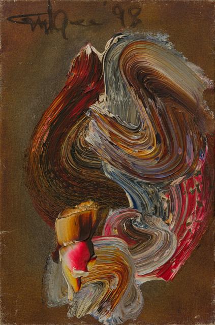 , 'color composition ,' 1998, Eye For Art Houston