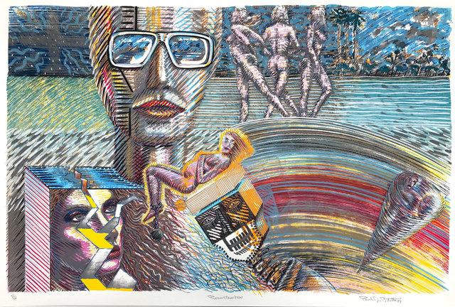 , 'Draw,' 1991, Warnock Fine Arts