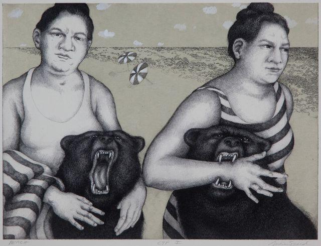 , 'Beach CTP I,' 2015, Ruiz-Healy Art
