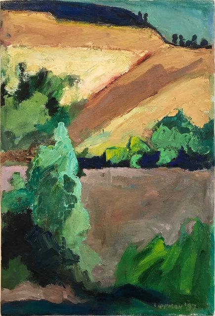 , 'San Pablo #8,' 1997, InLiquid