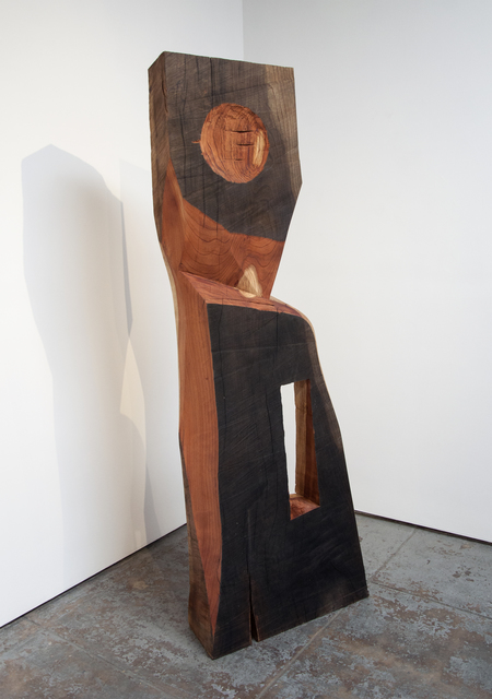 , 'Fisher 1 ,' 2018, Wilding Cran Gallery