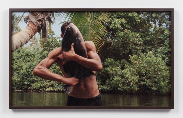 , 'O espirito das águas 4 / The water spirits 4,' 2017, Alexander and Bonin