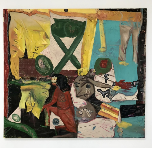 , 'Chino Quadra,' 2018, Galerie Richard
