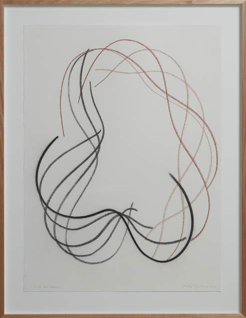 , 'Study for Throes (0,45,90,135,180 seconds),' 2012, Trish Clark Gallery