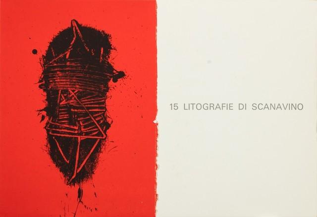 Emilio Scanavino, 'A mezzo della notte', 1968, Finarte