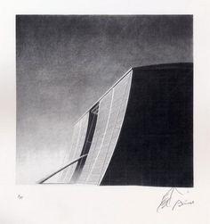Tadao Ando, 'Japan Pavilion- Expo 92', 2004, Print, Silkscreen, Ode to Art