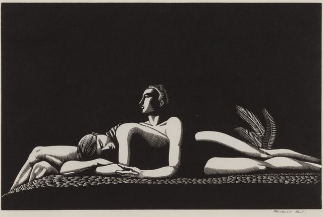 , 'The Lovers,' 1928, Childs Gallery