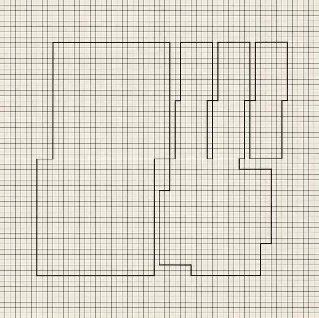 , 'koordination pl3-a1-1970-1973,' 1985, VILTIN Gallery
