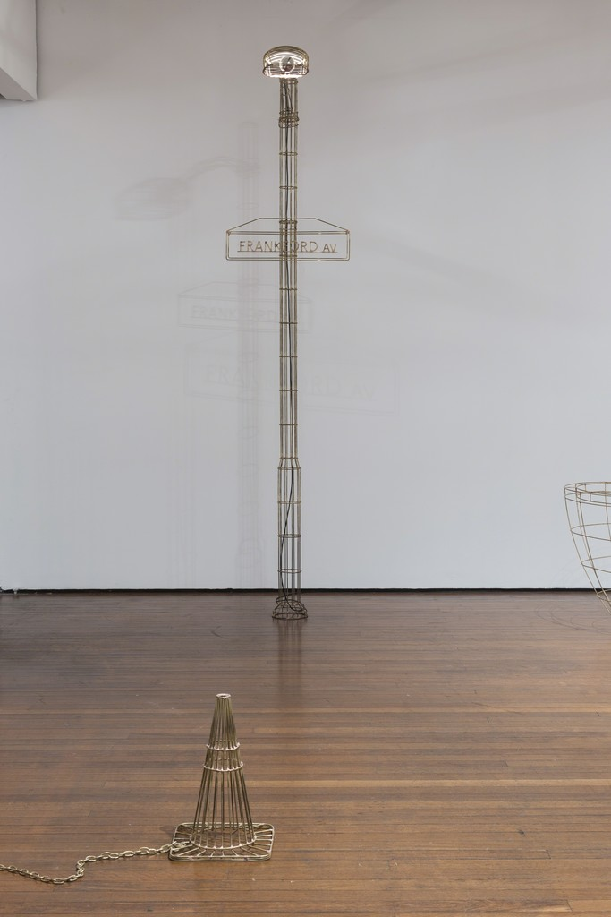 Marley Dawson, Public Furniture, Roslyn Oxley9 Gallery, 2018 (installation view). photo: Jessica Maurer