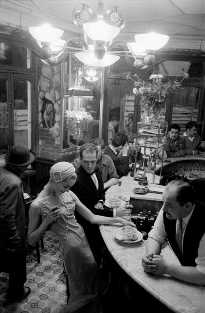 , 'Jardin des Modes, Le Chien qui Fume,' 1957, Holden Luntz Gallery