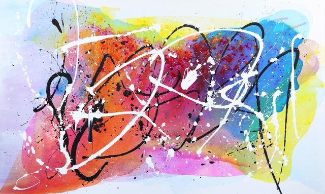 Clara Berta, 'Monet Fields', 2020, Painting, Acrylic on Canvas, Artspace Warehouse