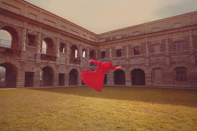 , 'Palazzo Ducale Mantova #6 (Cortile della Cavallerizza),' 2018, MLB Home Gallery