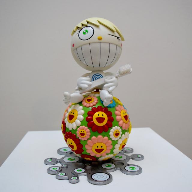 Takashi Murakami, 'Mr. Wink, Cosmos Ball', 2000, International Studio & Curatorial Program Benefit Auction