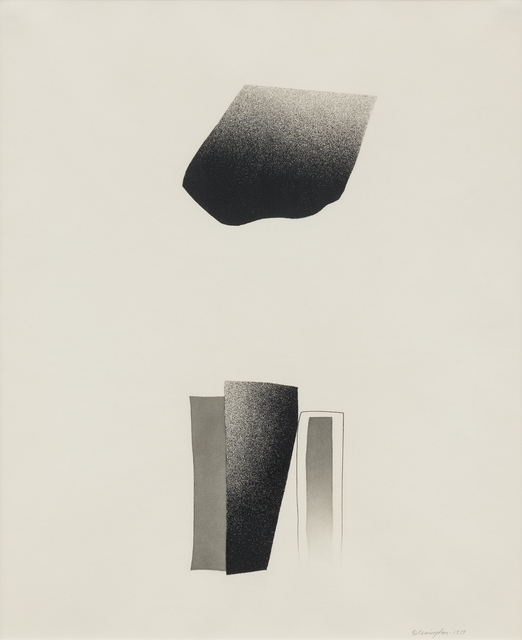 , 'Trace Series #4 (1),' 1979, Kimmerich Gallery