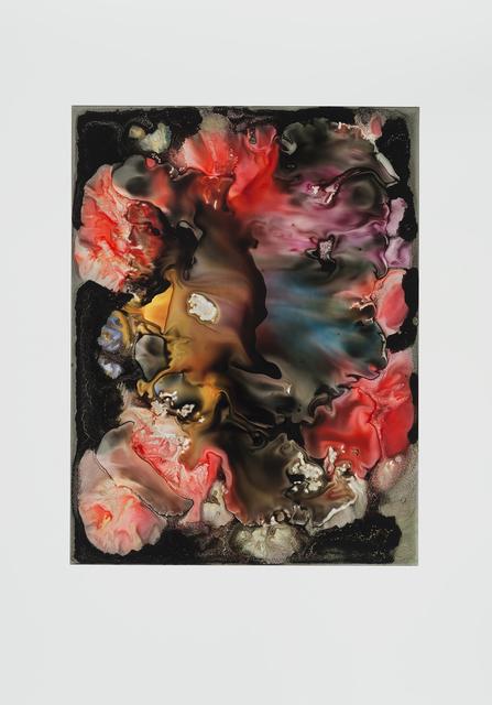 """, '""""Blumenstrauss in Glasvase"""" nach Cornelius Cornelis de Heem 1600er Jahre 5/9,' 2017, Von Lintel Gallery"""