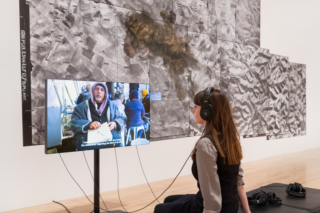 Forensic Architecture. Turner Prize 2019 exhibition installation view. Tate Britain (26 September 2019- 06 January 2019).