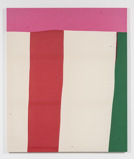 , 'Herbie,' 2017, Galerie Antoine Ertaskiran