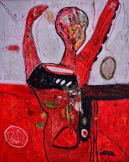 Costel Iarca, 'Opera Composer', 2013, 11 [HellHeaven]