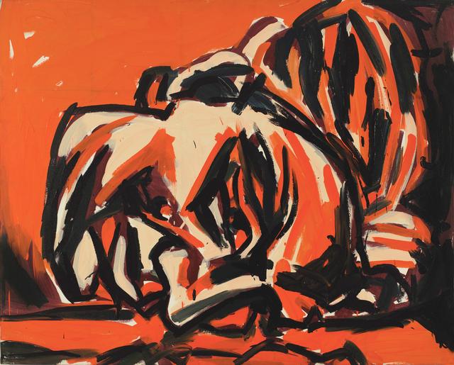 Luis Frangella, 'Sigh (Suspiro)', 1984, Cosmocosa