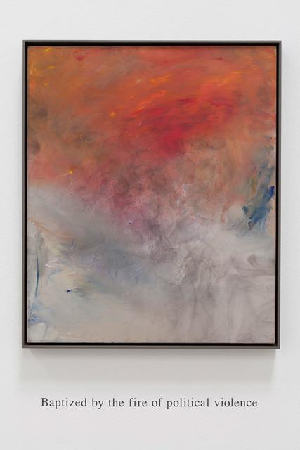, 'Smokescreen 04,' 2012, Loock Galerie
