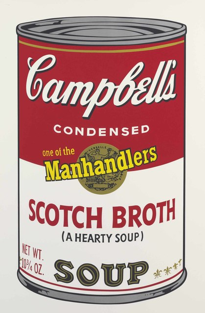 Andy Warhol, 'Scotch Broth, from Campbell's Soup II', 1969, Christie's