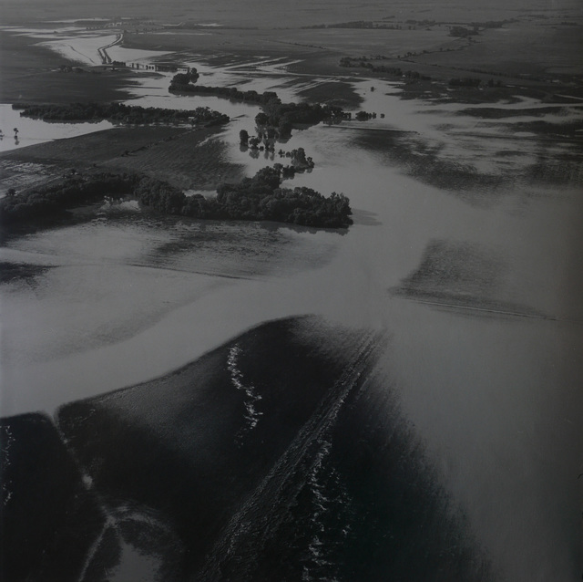 , 'Flooding from Solomon RIver,' 1993, Yancey Richardson Gallery