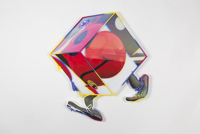 , 'Jogger (Red),' 2014, Salon 94