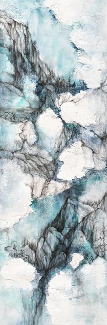 , 'Cascasde Dance I,' 2018, Abend Gallery