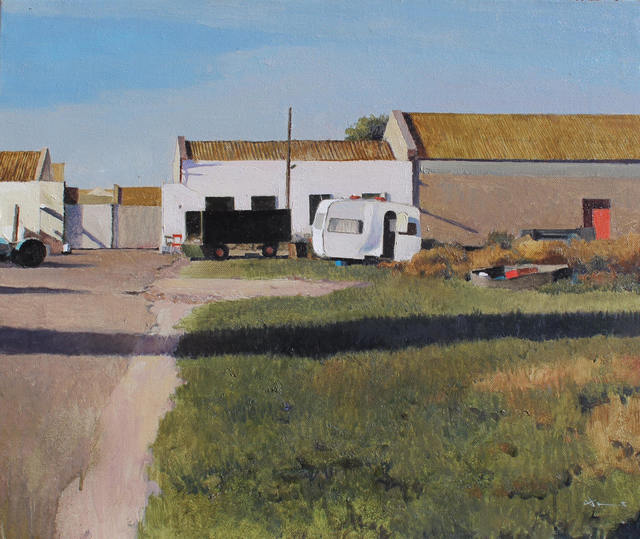 , 'Typical Andalusian Scene,' 2016, Sala Parés