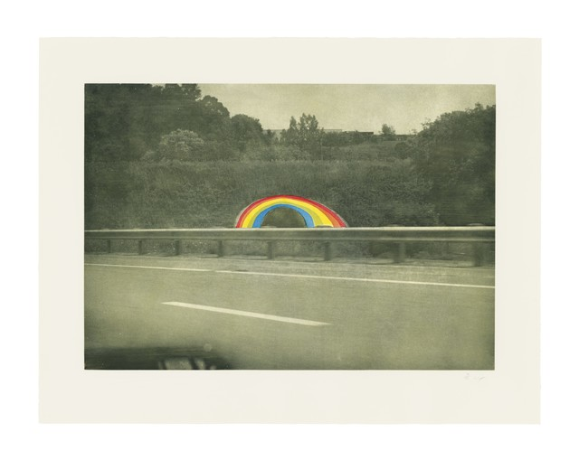 Peter Doig, 'Country Rock', 2000, Print, Colour Etching, Shapero Modern