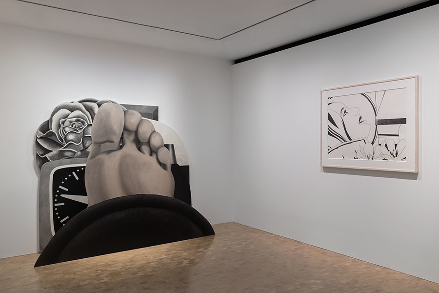 © The Estate of Tom Wesselmann /Licensed by VAGA, New York.