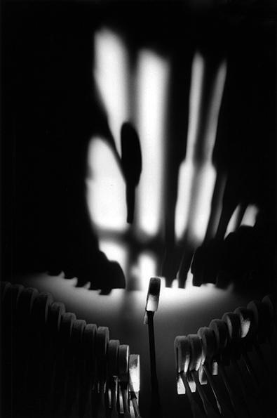 , 'Piano hammers 3 ,' 1993, Bernheimer Fine Art