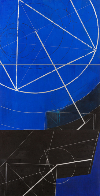 , 'Geometry Earth and Haven, triptych,' , AGENCY ART RU