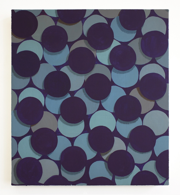 Corydon Cowansage, 'Grey and Purple', 2019, KOKI ARTS