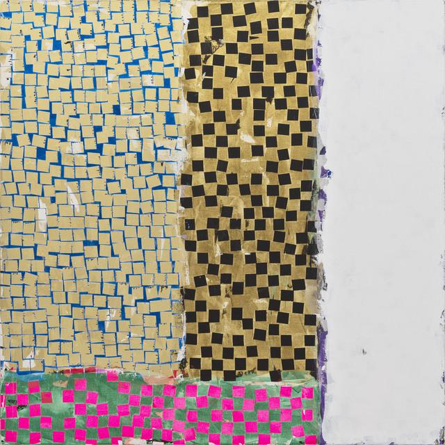 , 'Untitled (HZ 2015-012),' 2015, Galería Juana de Aizpuru