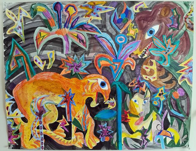 , 'Peaceable Kingdom,' 2016, Nathalie Karg Gallery