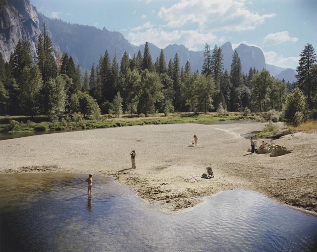 Stephen Shore, 'Merced River, Yosemite National Park, California', August 13-1979, Photography, Chromogenic color print, printed 2013, The Museum of Modern Art
