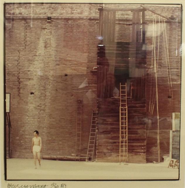 Robert Rauschenberg, 'Study for Chinese Summerhall (Firedrill)', 1983, Cerbera Gallery