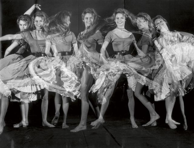 , 'Brigitte Bardot, Le Stroboscope, Paris, 1956,' 1956, Gallery Vassie