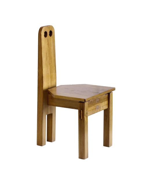 , 'Child Chair (Pair),' 1967, kinder MODERN