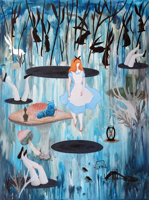 , 'Alice in Wonderland,' 2014, Flower Pepper Gallery
